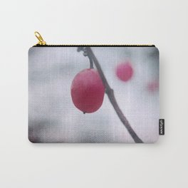 Lonely Winterberry Carry-All Pouch