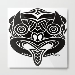 Bullseye 1 Metal Print