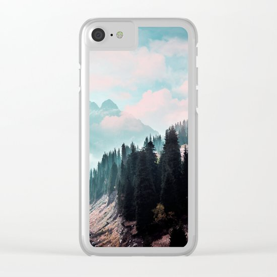 The Juxtaposed Creation #society6 #decor #buyart Clear iPhone Case