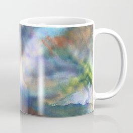 Water and Light Coffee Mug