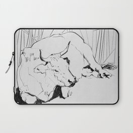 Collage Cow 41 Laptop Sleeve