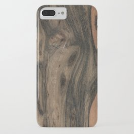 Birdseye Paldao Wood iPhone Case