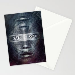 Dual Minded Stationery Cards