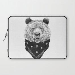 Wild bear Laptop Sleeve
