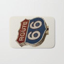 U.S. Route 66  Bath Mat
