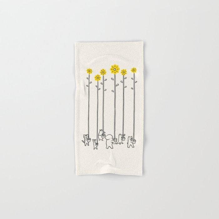 Seeds of hope Hand & Bath Towel