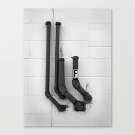 Quartet in F Canvas Print