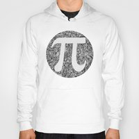 pi Hoodies featuring PI by Nora