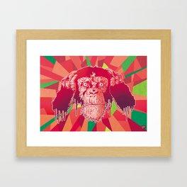 Kikazaru Framed Art Print