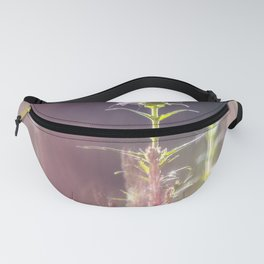 Garden of vibrant colors wildflowers Fanny Pack