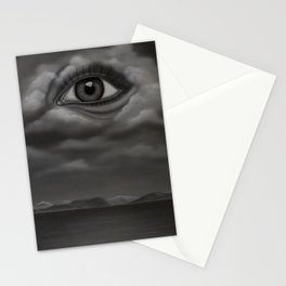 View over the Moray Firth Stationery Cards