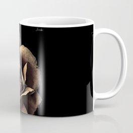 Rose noire colors fashion Jacob's Paris Coffee Mug