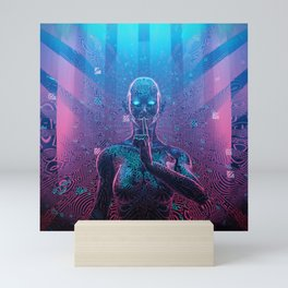 Artificial Secrets Mini Art Print