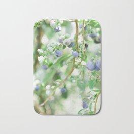 Blueberry Days Bath Mat