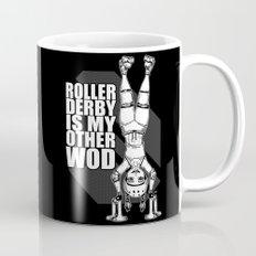 Roller Derby is My Other Wod Crossfit Mug