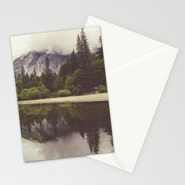 Yosemite Reflections Stationery Cards