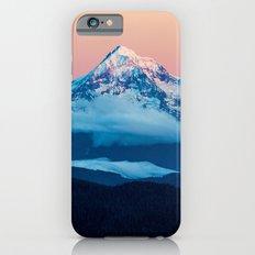 Alpenglow Mt Hood iPhone 6s Slim Case