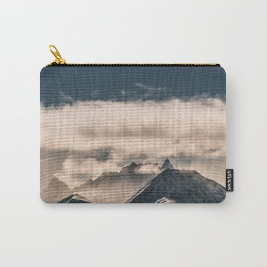 Mountains II #landscape photography Carry-All Pouch