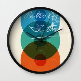 Generations Wall Clock