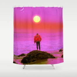 Jonny Shower Curtain