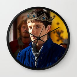 Prince Merlin Wall Clock