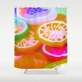 kintaro candy Shower Curtain