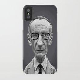 William Burroughs iPhone Case