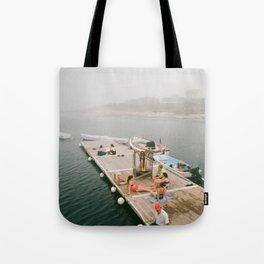 summer at star island Tote Bag