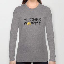 Hughes Rules Long Sleeve T-shirt