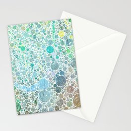 Seaglass - Abstract Stationery Cards