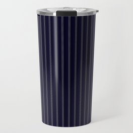 Perfect Pinstripes by Leslie Harlow Travel Mug