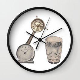 Drinking Bird Wall Clock