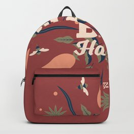 Be Happy by MasterYoung Backpack