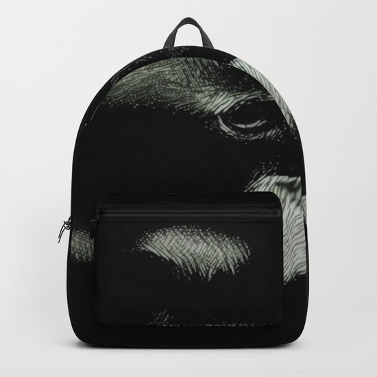 I see you in the dark... Backpack