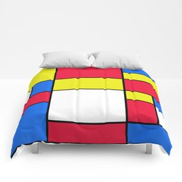 Abstract #402 Comforters