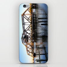 Inlet iPhone & iPod Skin