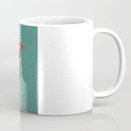 The Time Travelling Pirate Coffee Mug