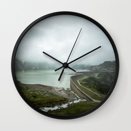 Pitztal Wall Clock