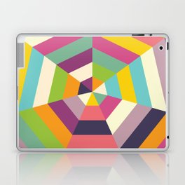 Heptagon Quilt 1 Laptop & iPad Skin