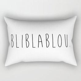 bliblablou Rectangular Pillow