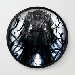 Soul Bound Wall Clock