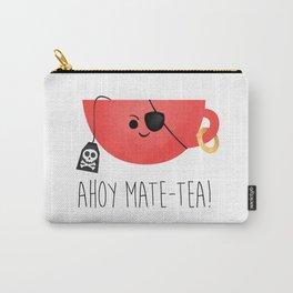 Ahoy Mate-tea! Carry-All Pouch