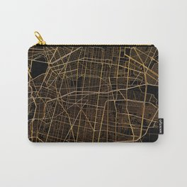 Mexico city map Carry-All Pouch