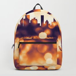 Chicago Illinois Skyline Backpack