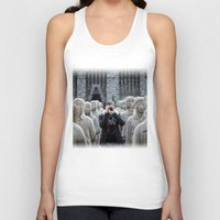 army Tank Tops featuring Army by AgusParedesmx
