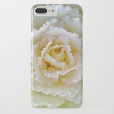 Beige Cabbage from the Garden Slim Case iPhone 7 Plus