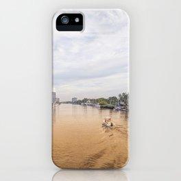 Intracoastal iPhone Case