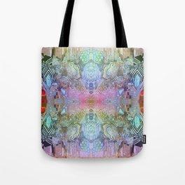 Dimensional Medium  Tote Bag