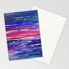 End of a Long Day Stationery Cards