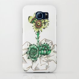 Succulent Structure iPhone Case